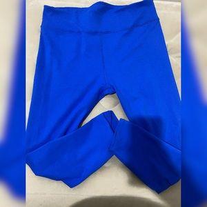 Royal Blue Workout Leggings 🔵